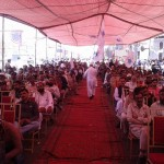 United Workers Front of KPT Karachi meeting on MQM Waqas Bhai Death