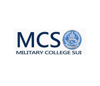 Military College Sui (MCS) Logo