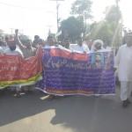 Motahidda Mohaz Asatiza Rally from Dera Adda Chowk to Nawan Shehr Multan
