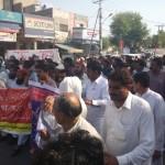 Mutahidda Mahaaz Asatiza Rally in Multan