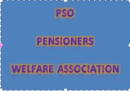 PSO Pensioners Welfare Association