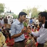 Paramedics Alliace Protest in Lahore 20-4-2015 c