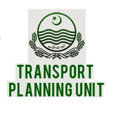 Transport Planning Unit (TPU) Punjab Logo