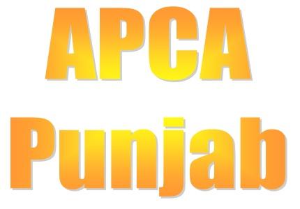 APCA Punjab Logo