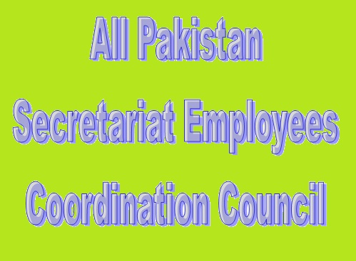 All Pakistan Secretariat Employees Coordination Council (APSECC) Logo