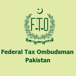Federal Tax Ombudsman Pakistan Logo