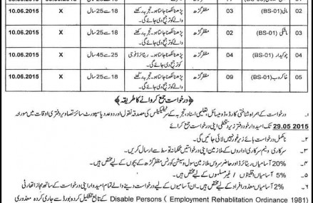 Jobs in Muzaffargarh District and Session Judge Courts