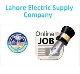 LESCO Online Job Application