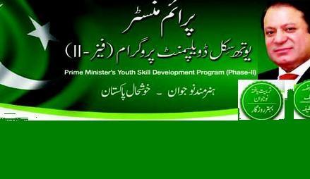 Prime Minister Youth Skills Development Program Phase-II