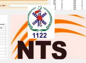 Rescue 1122 NTS Jobs