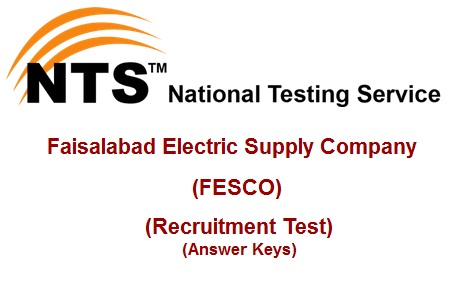 FESCO NTS Test Result Logo