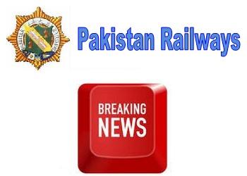Nawaz Sharif Approved 8400 New Jobs Recruitment in Pakistan Railways
