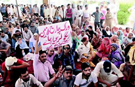 Punjab APCA, Teachers and Para-Medical Staff protests Continue