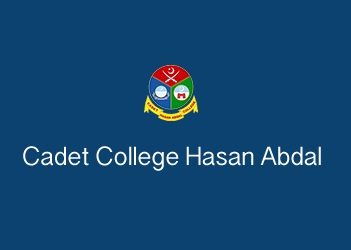 Admissions in Cadet College Hasan Abdal (CCH) – First Year and A level