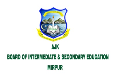 BISE Mirpur AJK Matric Result 2015