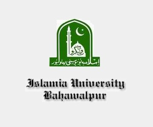 Jobs in Islamia University Bahawalpur – Apply Online