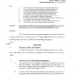 KPK Notfication of Basic Pay Scales 2015 1