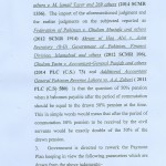 Lahore High Court - Punjab Pensioners Pension Restoration Case Orders dated 17-4-2015 b