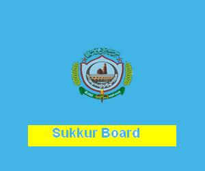 BISE Sukkur Board Announced Matric Result 2015