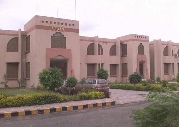 GCT Pindi Bhattian by TEVTA