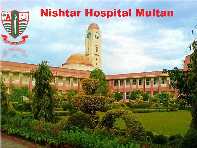 Nishtar Hospital Multan - Nursing School