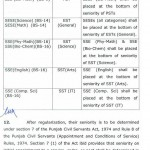 Notification of Punjab Educators Regularzation 2015 d