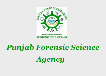 Punjab Forensic Science Agency (PFSA) Logo