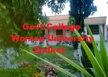 Government College Women University Sialkot