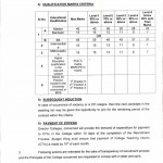 HED CTI Notitfication - Fiiling of Vacant Teaching Posts in Punjab Colleges 4