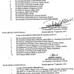 Sindh Govt Notification to Increase Medical Allowance of Civil pensioners 2015 2