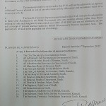 Sindh Govt Notification to Increase Pension of Civil pensioners 2015 b
