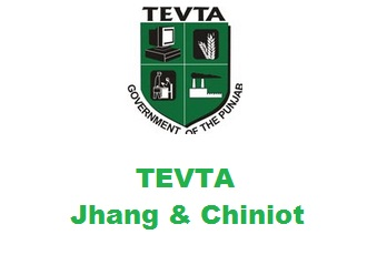 TEVTA Jhang Chiniot Shorkot Jobs