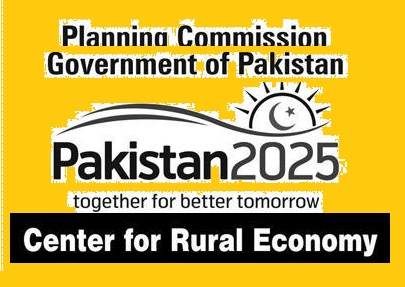 Center For Rural Economy - Planning Commission - Pakistan 2025