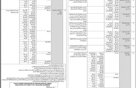 Jobs in Utility Stores Corporation of Pakistan