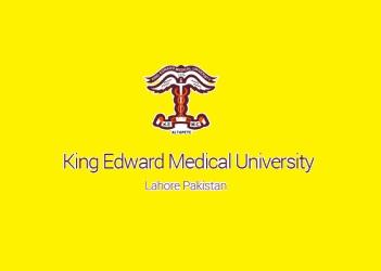 KIng Edward Medical University KEMU Lahore Logo