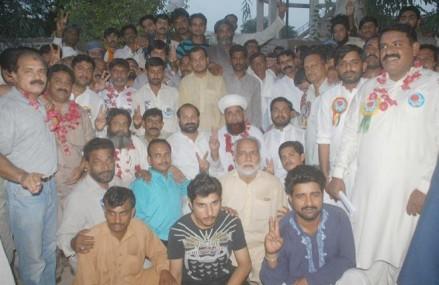 WASA Multan Election /Referendum Result 2015