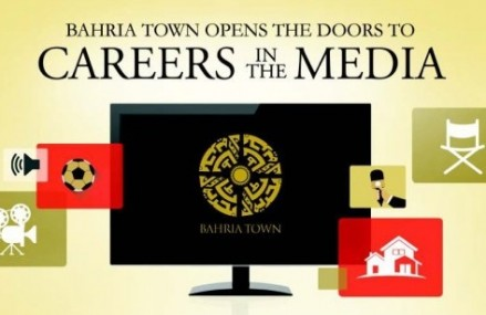 Jobs in Bahria Town TV – Apply Online
