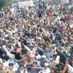 LESCO WAPDA Employees Protest in Lahore Press Club