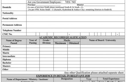 Jobs in PIMS – Shaheed Zulfiqar Ali Bhutto Medical University Islamabad