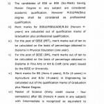 Punjab Educators Recruitment Policy Page 15