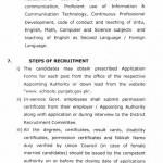 Punjab Educators Recruitment Policy Page 17