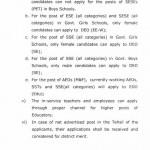 Punjab Educators Recruitment Policy Page 18