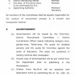 Punjab Educators Recruitment Policy Page 19
