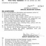 Punjab Educators Recruitment Policy Page 32