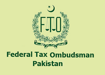Federal Tax Ombudsman (FTO) Logo Wifaqi Tax Mohtasib Pakistan