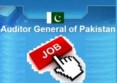 Jobs in Auditor General of Pakistan – Junior Auditor, Stenotypist