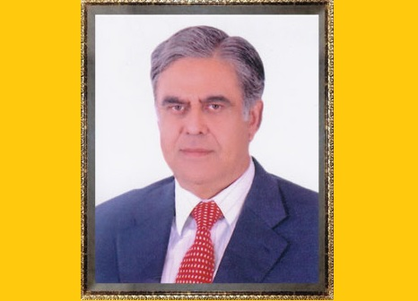 Nasser N.S. Jaffer - PIA Chairman Resignation