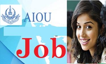 Jobs/Vacancies in AIOU Islamabad
