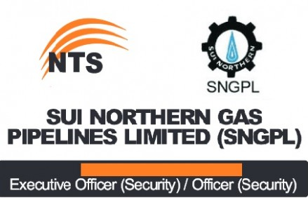 SNGPL Jobs for Security Professionals – Apply Through NTS
