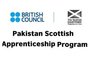 Pakistan Scottish Apprenticeship Program - British Council